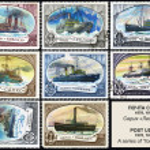 Known russian icebreaker — Stock Photo #10044632