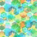 Multi-colored snowflakes — Stock Vector #8037189