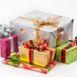 Gift boxes — Stock Photo #8032648