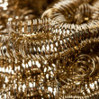 Scrap gold Shavings — Stock Photo #8097938