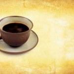 Cofee vintage background — Stock Photo