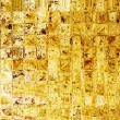 Luxury golden texture — Photo