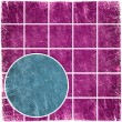 Grunge colorful squares — Stock Photo #8771400