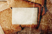 Old paper grunge background — Stock Photo