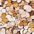 Coins background — Stock Photo #9324494