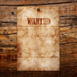 Royalty-Free Stock Photo: Wanted background