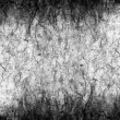 Old monochrome grunge background texture — Stock Photo