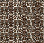 Seamless animal wallpaper — Stock Vector
