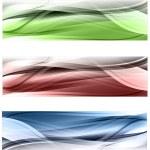 Elegant abstract banner — Stock Vector