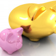 Piggy banks — Stock Photo #8839974