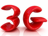 3g internet network — Stock Photo