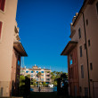 Sotogrande urbanisation and marina - Stock Photo