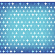 Stars abstract background — Stock Photo