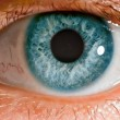 Blue eye — Stock Photo #8125815