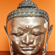 Buddha head — Foto Stock