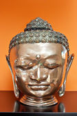 Buddha head — Stock Photo