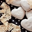 Valentines   sweet hearts — Foto Stock
