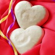 Valentines sweet hearts — Stock Photo #8960372