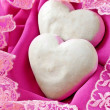 Valentines   sweet hearts — Photo