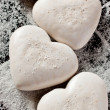 Valentines sweet hearts — Stock Photo #8960460