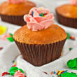 Cupcakes — Stock Photo #9236071