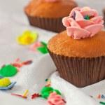 Cupcakes — Stock Photo #9236074
