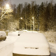 Winter in the finland — Stock Photo #7994408