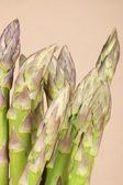 Asparagus close-up — Stock Photo