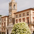 Clock Tower in Rimini — Stock Photo