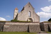 Michaelskirche, una basílica románica en altenstadt (Alemania) — Foto de Stock