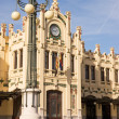 Estacion del Norte in Valencia - Stock Photo