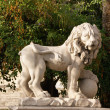 Lion statue — Stock Photo #9547522