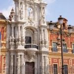 Palacio de San Telmo in Seville — Stock Photo #9547694