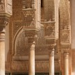 Detail of mudejar architecture — Stock Photo