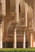 Detail of mudejar architecture — Stock Photo