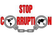 腐敗を停止します。 — ストックベクタ