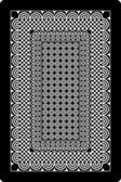 トランプのカードの裏面 — ストックベクタ