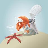 Sea flife — Stock Photo