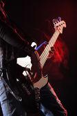 Rock ao vivo — Fotografia Stock