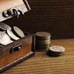 Treasure chest — Stock Photo #8477400