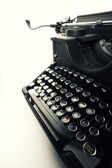 Old Vintage Typewriter — Stockfoto