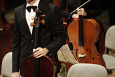 Classical concert music — Stock Photo