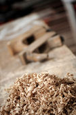 Tools for woodworking — Stock Photo