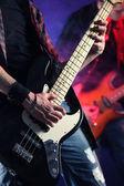Live rock — Stock Photo