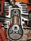 All'interno del motore — Foto Stock