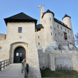Bobolice castle - Stock Photo