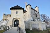 Bobolice castle — Stock Photo