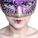 Carnaval girl — Stock Photo #8524856