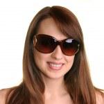 Pretty brunette — Stock Photo #8719102