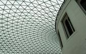 Geometrische kuppel — Stockfoto
